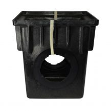 NDS Black Catch Basin 18"