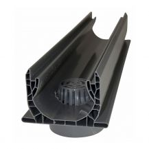 NDS Grey Channel Drain 36"