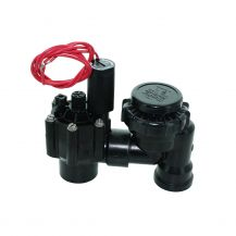 "Hunter PGV Anti-Siphon Valve with Flow Control 1"" FPT 