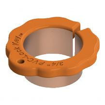 "Hydro-Rain Stainless Steel PVC-Lock 3/4"" PVC-Lock | PVCL-RTL-075"