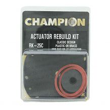 "Champion Classic Actuator Rebuild Kit (Prior to 2004) 3/4"" - 1"" 