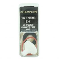 Champion Anti-Siphon Replacement 1"