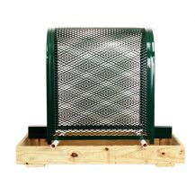 Gorilla Cage Green Tall Small Theft Prevention Backflow Cage | TALL-GC-1-GREEN