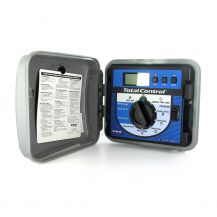 Irritrol TOTAL CONTROL 12 Station Indoor/Outdoor Controller | TC-12EX-R
