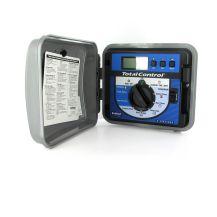 Irritrol TOTAL CONTROL 6 Station Indoor/Outdoor Controller | TC-6EX-R