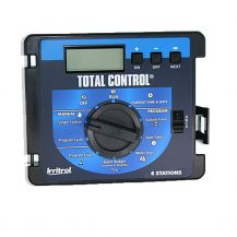 Irritrol Total Control 6 Indoor/Outdoor 6 Station Replacement Faceplate | TC-6MOD-R