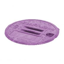 "Rain Bird VB Series Cover VB10RNDPL 10"" Round Valve Box with Purple Lid"