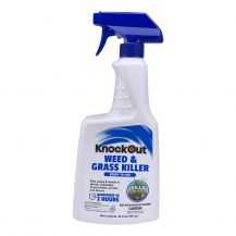 Knock Out 24 oz. Weed and Grass Killer | WEED-GRASS-KILLER-24