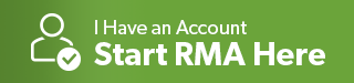 Account Owner RMA Start Button