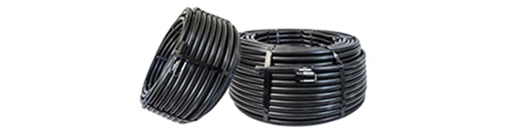 DIG 3/4 inch Black Polyethylene Tubing