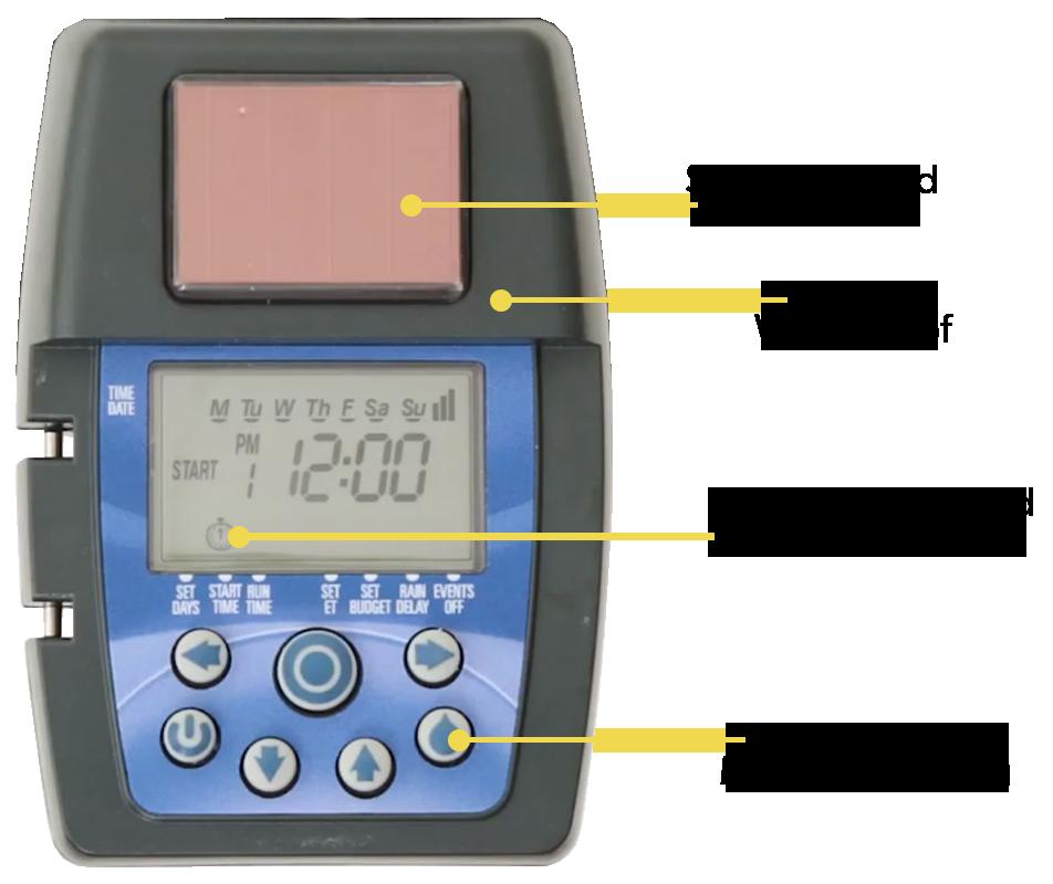 DIG LEIT Solar Powered Controller