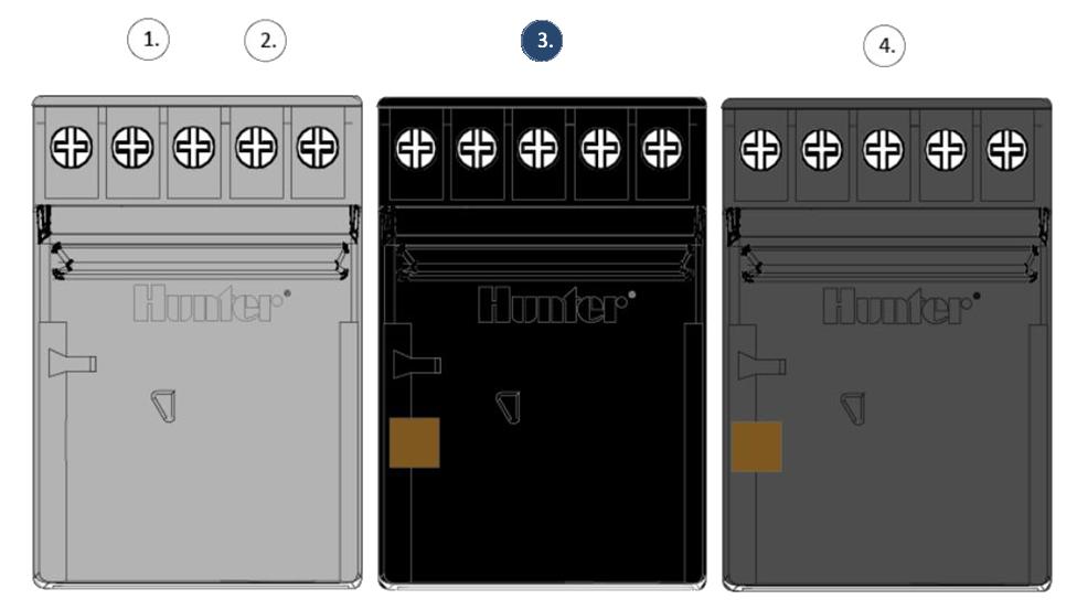 Hunter Pro-C Main Module