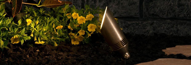 FX Luminaire VS Series Up Lights (LED)