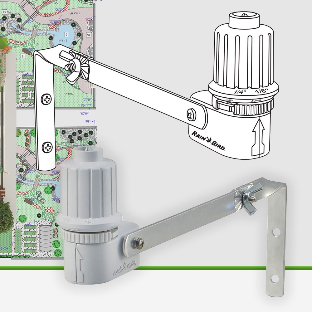 Rain Bird RSD-BEX Rain Sensor Sprinkler Shut-Off