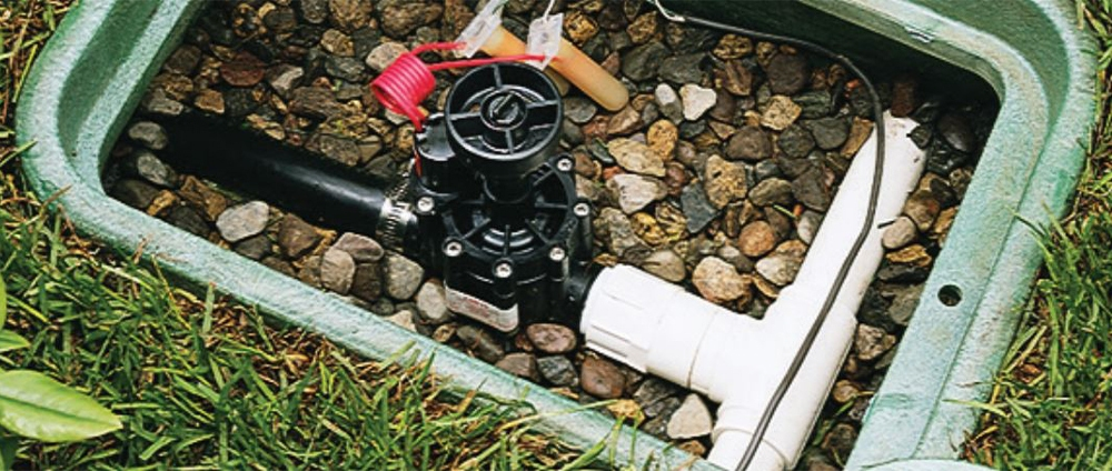 Toro 252 In-Line / Angle Valve with Flow Control
