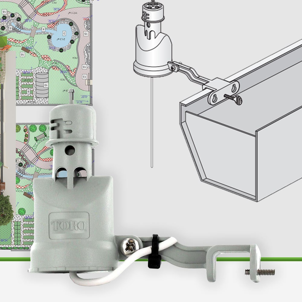 Toro TRS Wired Rain Sensor