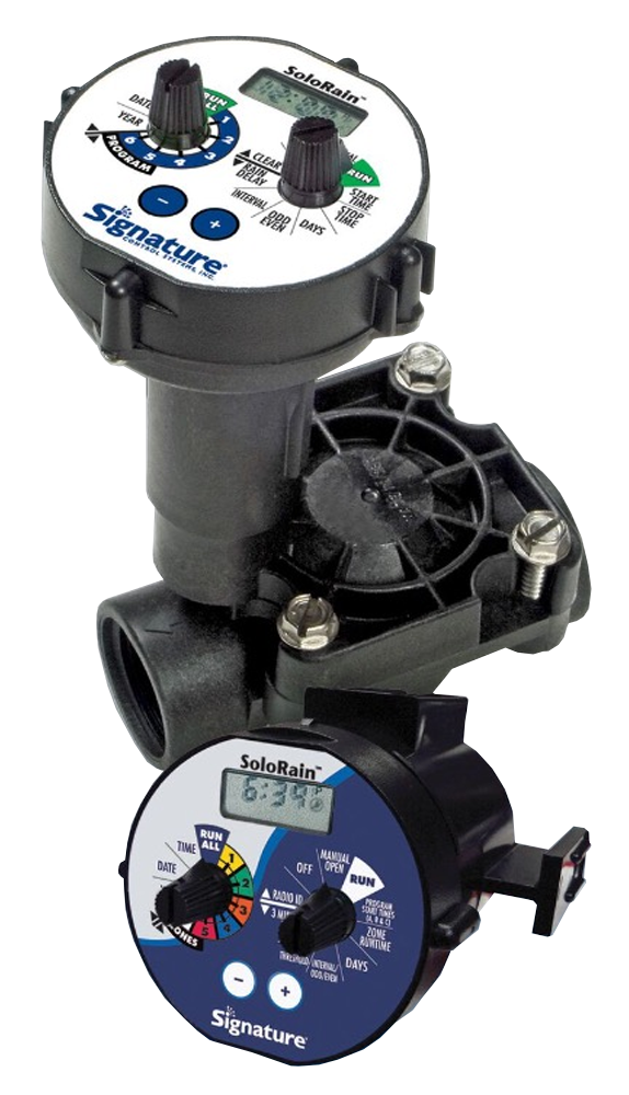 Weathermatic Battery Operated Programmable Valve Actuator (Sensor Ready)